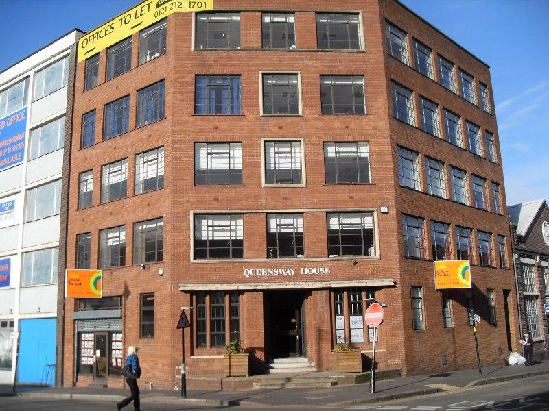 Queensway House, 57 Livery Street, Birmingham, B3 1HA
