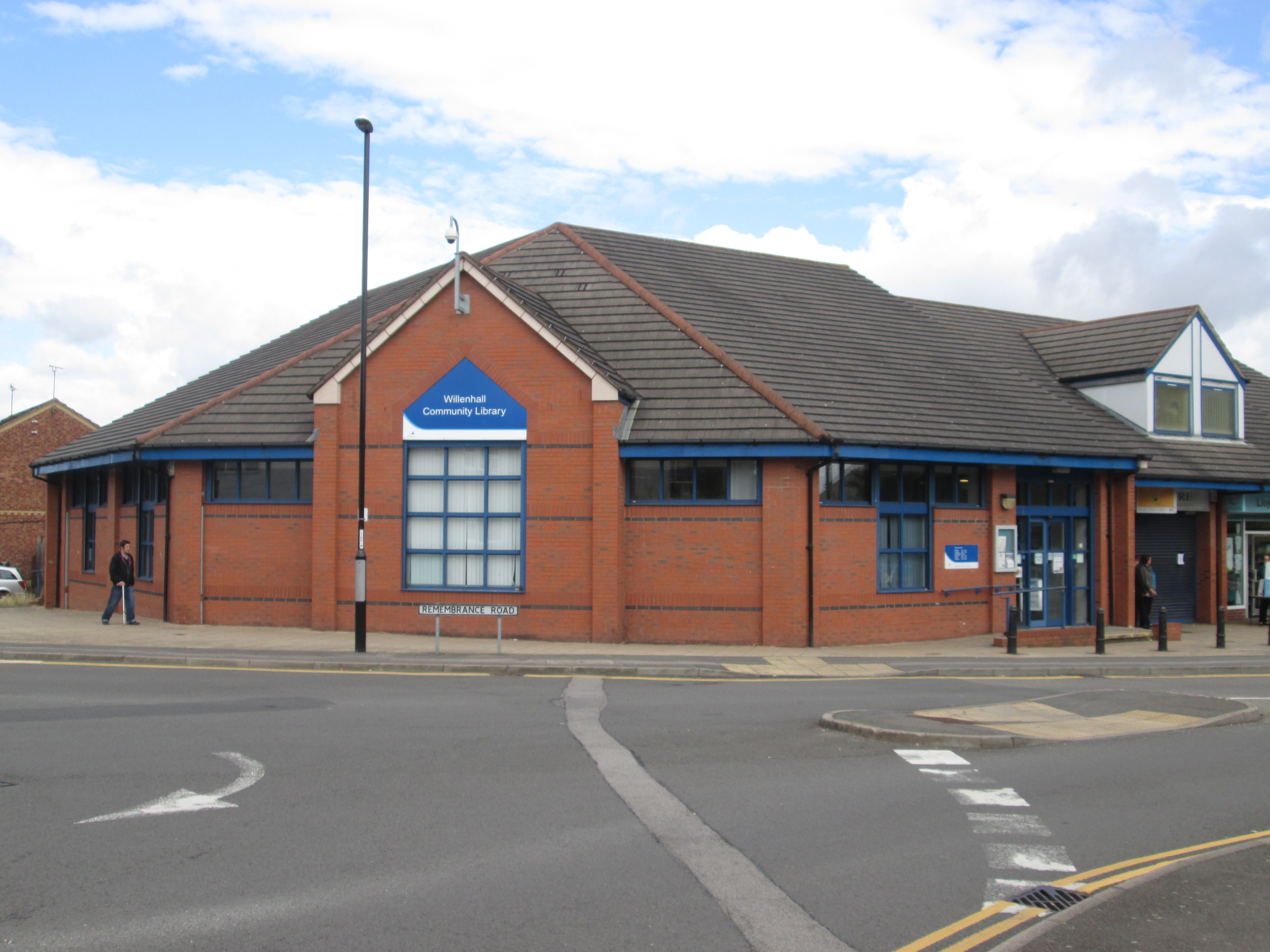Former Library Remembrance Road Coventry CV3 3DP