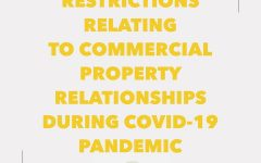 Extended Restrictions During Covid-19 Pandemic
